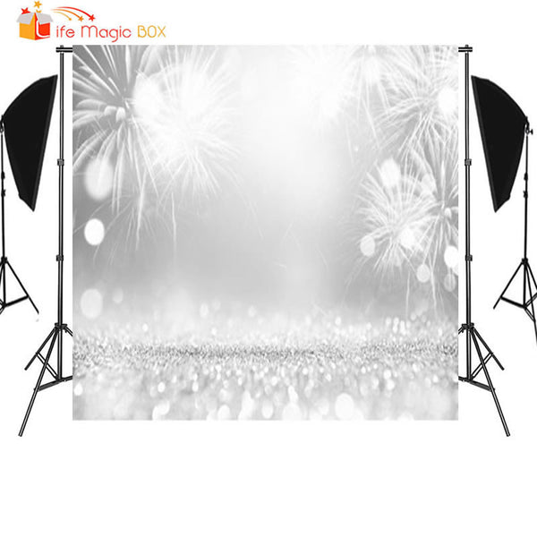 Bokeh Backdrops White Sparkle Shining Photography Backgrounds Photo Studio Video Wallpapers