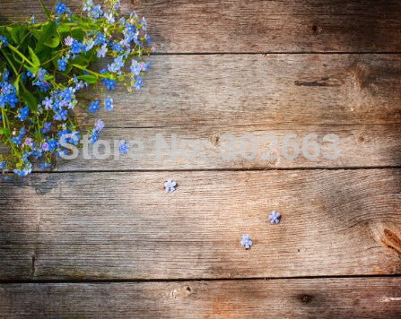 Latest Photography Background Width 125Cm, Height 100Cm Wooden Background Backdrop  For Studio Xinrui-Wood-05
