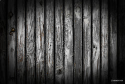 Black Vinyl Photography Backdrops Wood Style Background Photographic Studio Wallpapers