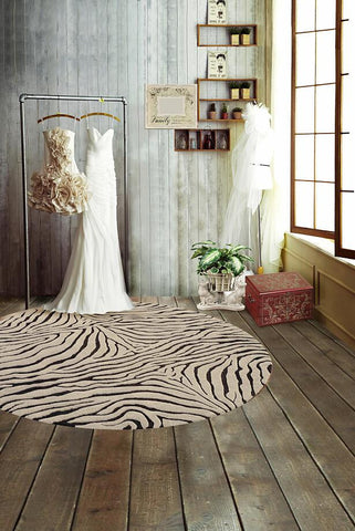 Photography Background Fond De Studio De Photographie Fabric Backdrops 220Cm * 150Cm Round Wooden