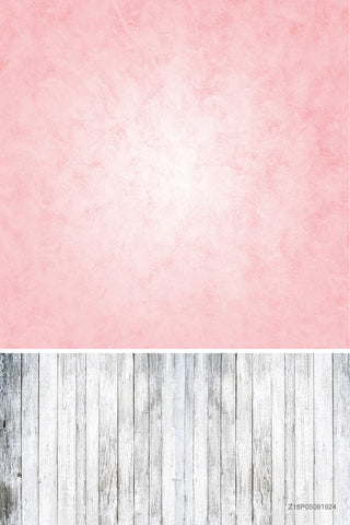 Cheap Birthday Backdrops Pink Background Floor Wallpapers For Photo