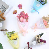 Photography Props Bouquet Dried Flowers Christmas Gift Box Prizes Thanksgiving Gift Ins Photo Props
