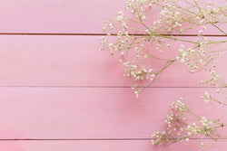 Background for Photography Pink Flower Wood Floor Newborn Birthday Photo Background Backdrops