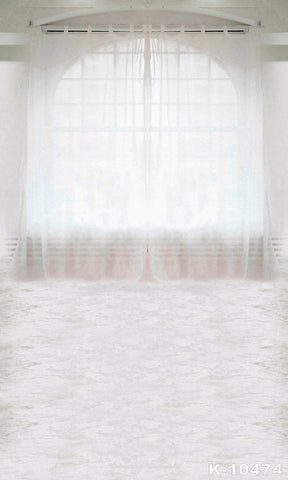 LIFE MAGIC BOX Vinyl Backdrop Window Photography Backdrops White Curtain Background Photo Studio