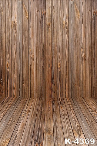 Camara De Fotosfundo Fotografico Newborn fabric backdrops 220Cm * 150Cm wooden Floor Wood-Paneled Walls