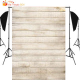 5X7FT Vinyl Rustic Floor Wooden Board Photobooth Backdrop Vintage Portrait  Photo Studio Photography Background Baby Shower Party Props