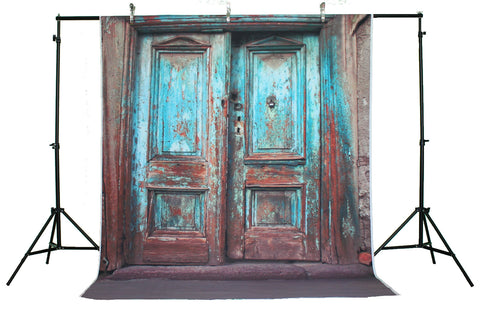 Life Magic Box Vinyl Wood Door Background Backdrop Design Studio Vinyl Photography Backdrops