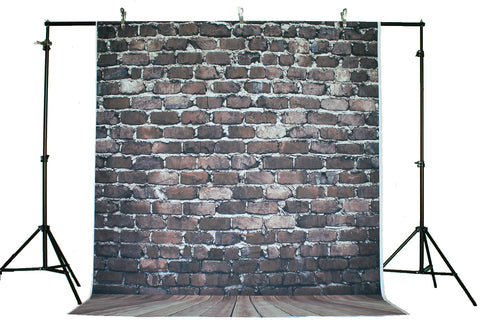 Life Magic Box Vinyl Dark Brick Backdrop Background Backdrop Brick Cool Backgrounds Backdrop Design
