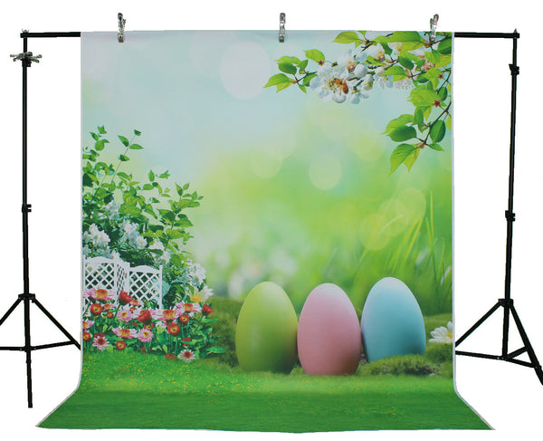 LIFE MAGIC BOX Vinyl Easter Photo Backdrop Cute Backgrounds Backdrop Design Nature Background