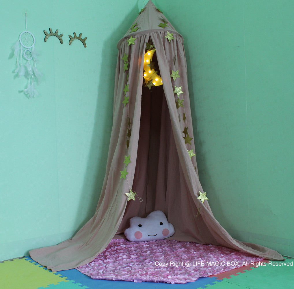 Life Magic Box Tent For Girls And Boys Tent House For Kids