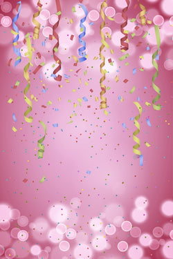 LIFE MAGIC BOX Easter Party Backdrops Birthday Decoration Pink Photography Background