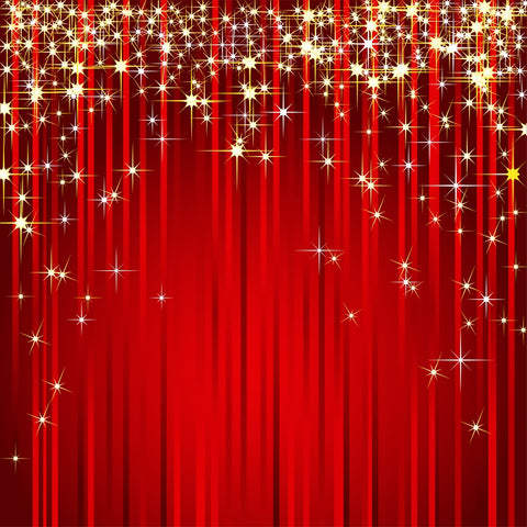 LIFE MAGIC BOX Red Star Photography Backdrop Backgrounds February 14, St. Valentine's Day New Year Decor