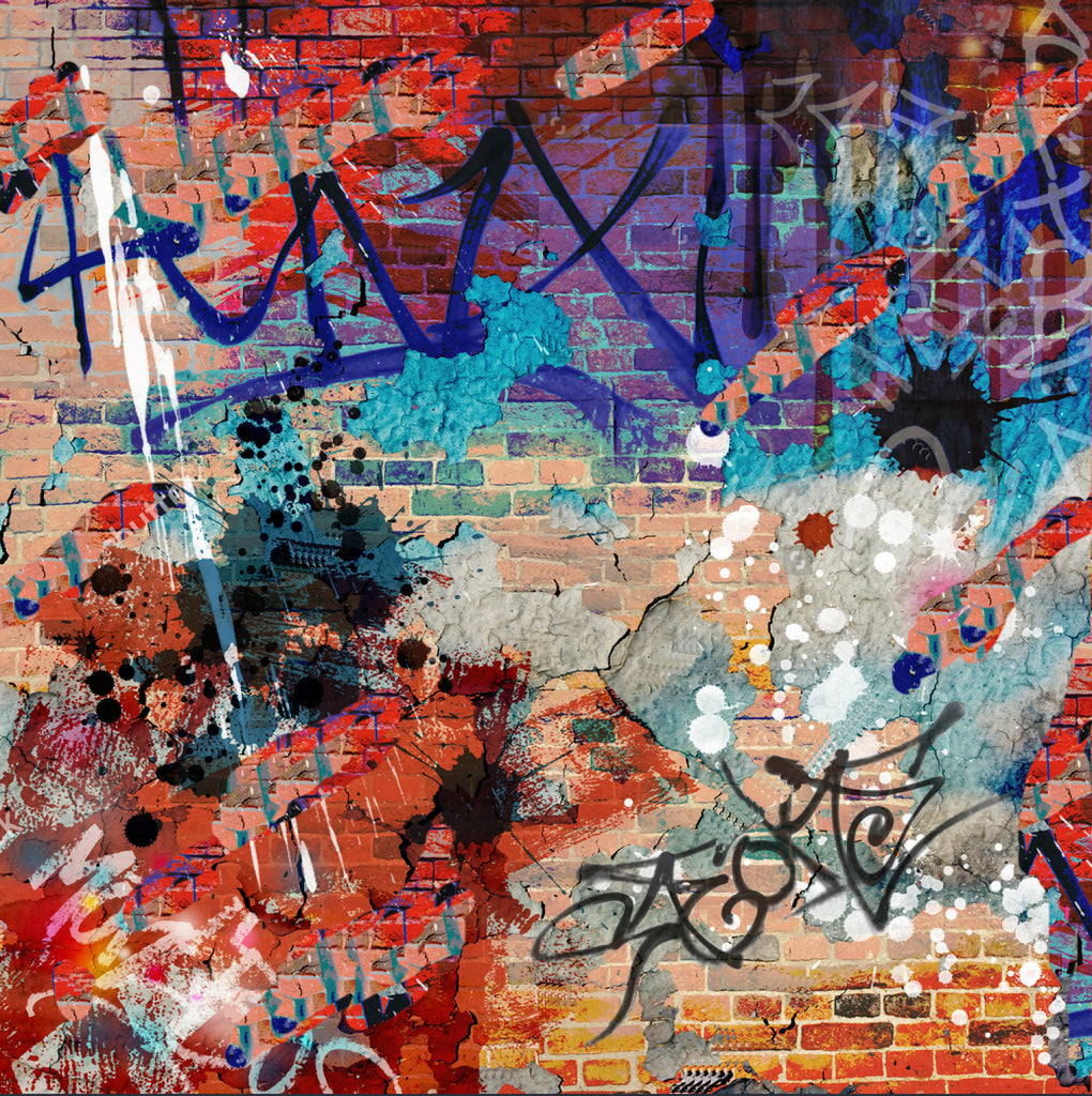 Life Magic Box Graffiti Backdrops Backgrounds For