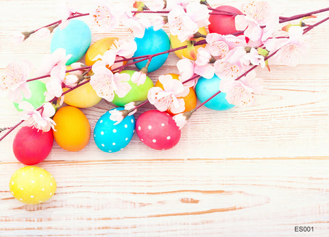 LIFE MAGIC BOX Easter Eggs Backgrounds Wallpapers Wood Photography Backdrops 01