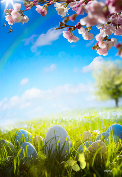 LIFE MAGIC BOX Easter Photo Background Photography Backdrops Photocall for Photo Studio 05