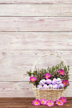 LIFE MAGIC BOX Easter Eggs Backgrounds Basket Wallpapers Wood Photography Backdrops
