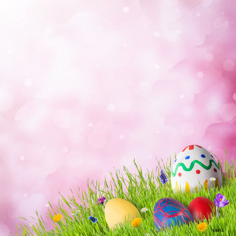 LIFE MAGIC BOX Happy Easter Eggs Photo Booth Backgrounds Photography Portrait Props Backdrops 13