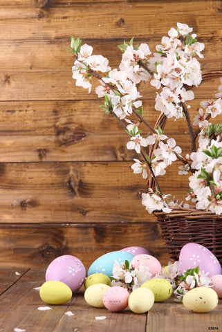 LIFE MAGIC BOX Easter Eggs Backgrounds Wallpapers Wood Photography Backdrops 16
