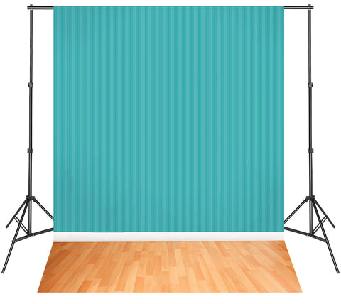 LIFE MAGIC BOX Green Stripes Backdrop Striped Wallpaper Background Wood Floor