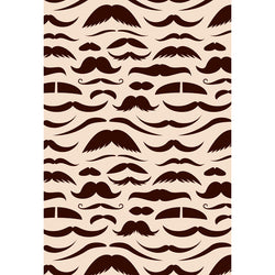 LIFE MAGIC BOX Vinyl Party Backdrop Party Tablecloths Cute Backgrounds Colorful Moustache Background