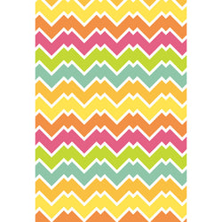 LIFE MAGIC BOX Vinyl Party Backdrops Party Tablecloths Cute Backgrounds Colorful Chevron Background