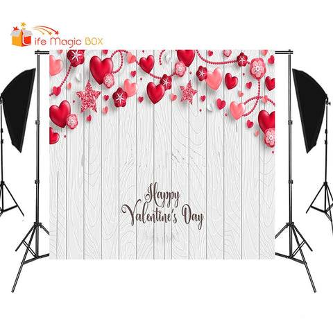 Birthday Studio Photobooth Photoshoot 80s Sweet 15 Party Decor Newborn Props Valentine's Day Backdrop Photography Background