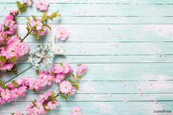 Vinyl Wood Flower Photo Backgrounds Cute Photography Backdrops Wallpapers