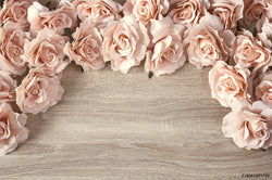 Wood Flower Backgrounds for Photo Studio Photocall Wall Papers Porta Retrato Camera Fotografica