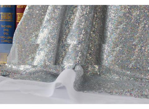 Sequin Fabric Sequin Art Material Party Backdrops Background