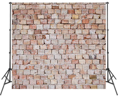 Brick Wall Photography Backdrops Wedding Portrait Photoshoot Backgrounds Wallpapers Vinyl Polyester Photo Booth