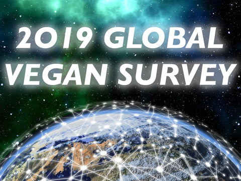 Why People Go Vegan: 2019 Global Survey Results