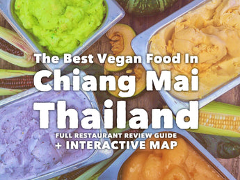The Best of the Best: All Vegan Guide to Chiang Mai, Thailand