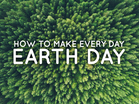The Missing Piece from Earth Day - One Habit Makes All The Difference