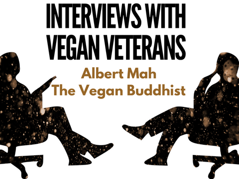 Interviews with Vegan Veterans #5: Albert Mah - The Bright Side of Humanity