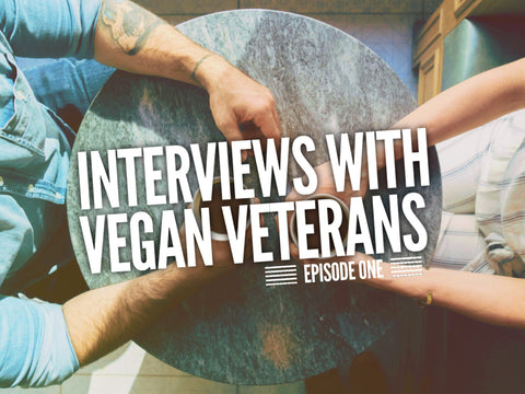 Interviews with Vegan Veterans #1: Veg from Birth & Bringing up Vegan Children