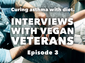Interviews with Vegan Veterans #3 - Geoff Russell - Curing Asthma with a Vegan Diet