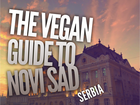 The Vegan Guide to Novi Sad, Serbia