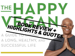 The Happy Vegan by Russell Simmons - Book Review, Quotes & Highlights