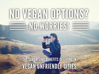 The Surprising Benefits of Living in UNFRIENDLY Vegan Cities