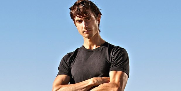 Brendan Brazier Vegan Athlete and Author