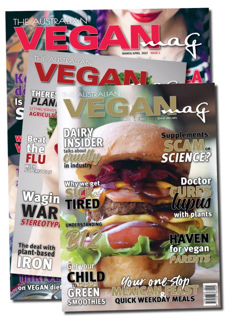 VomadLife.com Blog featured in The Australia Vegan Magazine