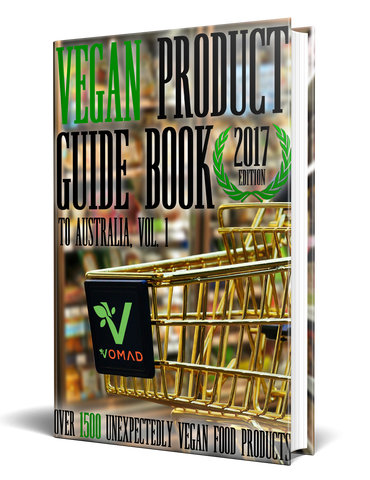 Vegan Product Guide Book to Australia