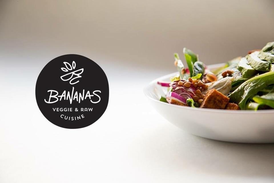 Bananas Veggie & Raw Cuisine - Novi Sad, Serbia - Full Vegan Review on VomadLife.com