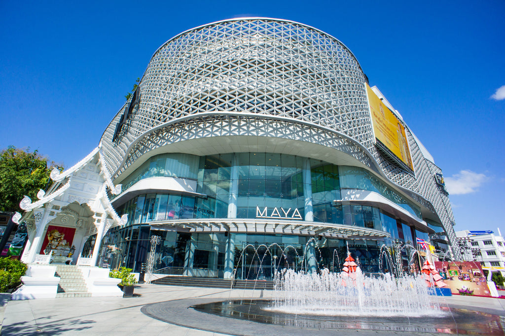 Maya Mall . - Great Vegan Options - Full Reviews on VomadLife.com