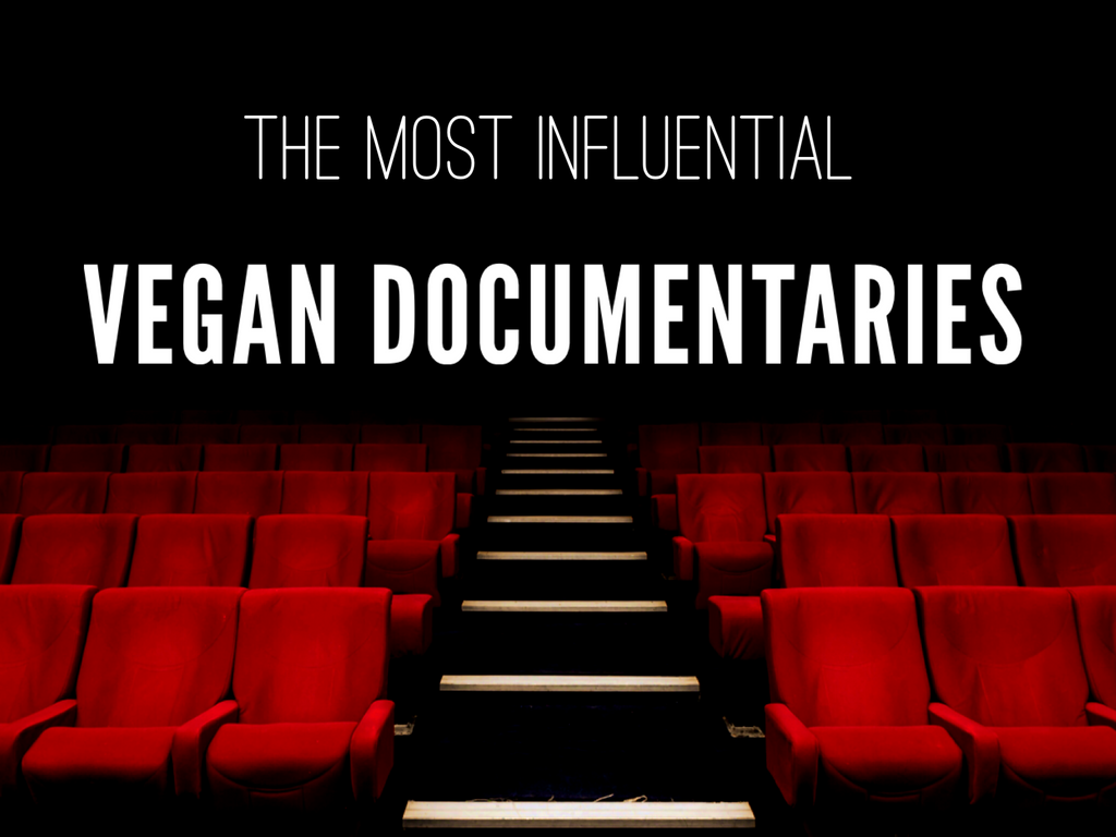 The Most Influential Vegan Documentaries - as proved by the 2019 Global Vegan Survey results - only on VomadLife.com
