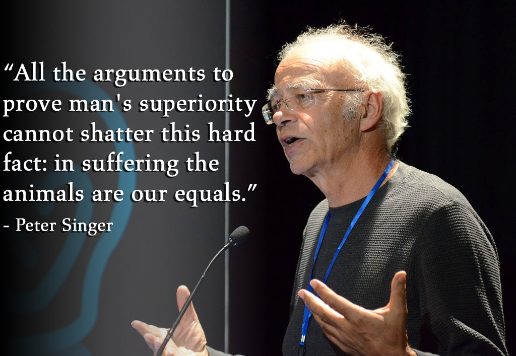 Peter Singer Quote