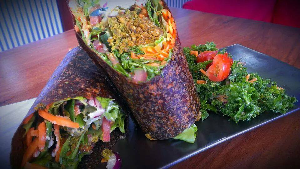 Something Raw Mandurah wraps