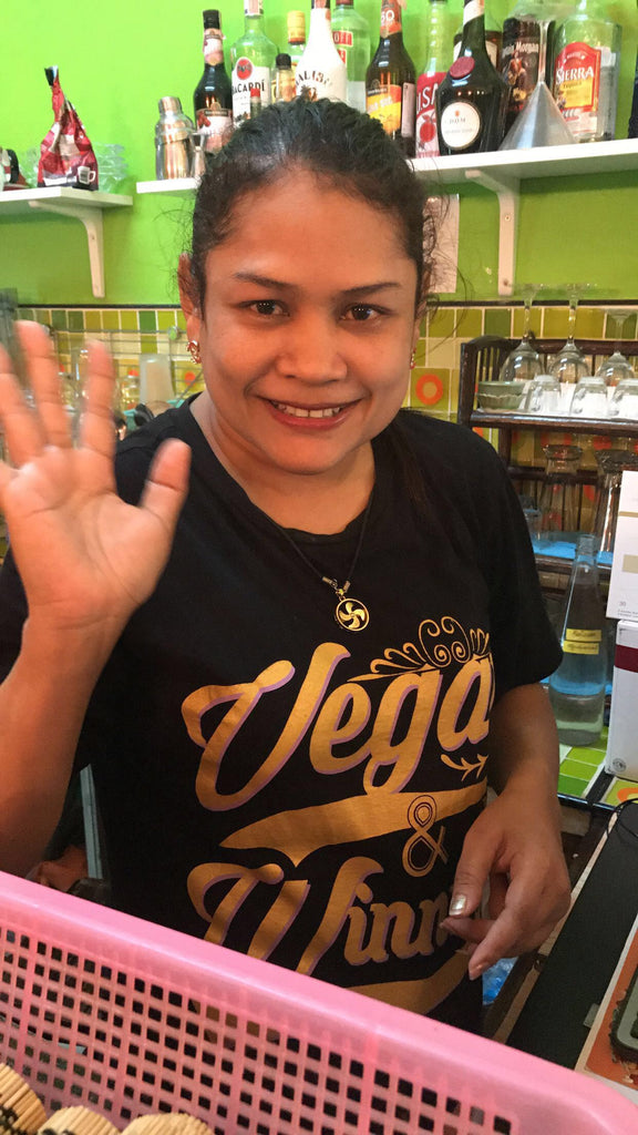 Vegan Heaven 2 Manager: the nicest lady in Chiang Mai, Thailand - VomadLife.com