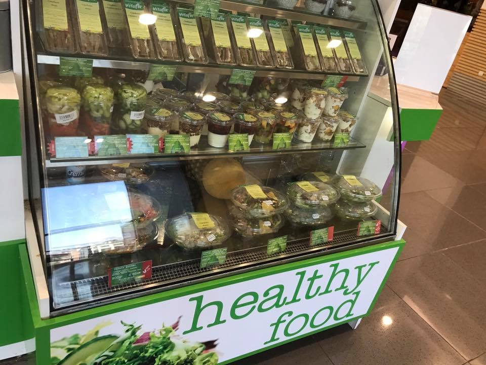 Vitafix health food store in Plovdiv, Bulgaria - Full Vegan Review on Vomad.Life or VomadLife.com