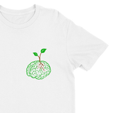 Plant Minded - Men's Fitted T-shirt (2 Colours)
